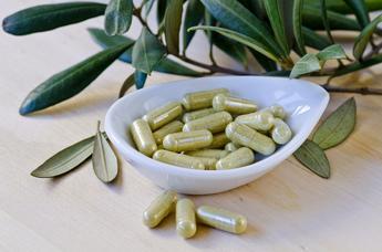 Extrait de feuilles d'olivier pour le coeur, la circulation et le cholestérol
