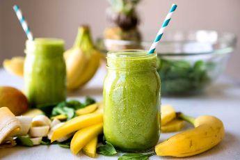 6 Ingrédients verts pour un smoothie au soutien du votre système immunitaire
