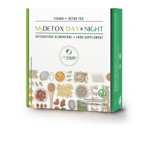 MyDetoxDay&Night I Detox Tea I Traitement 30 jours