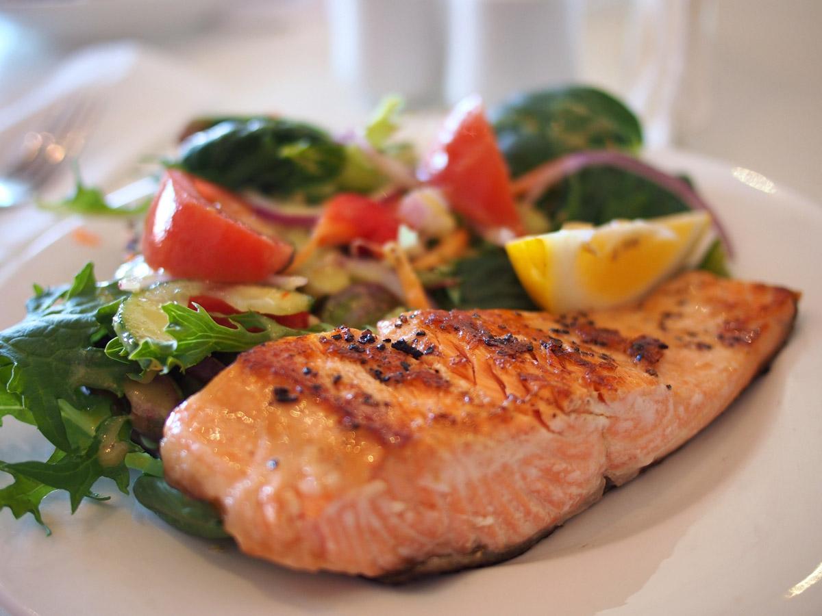 losos  -riba sa dobrim holesterolom