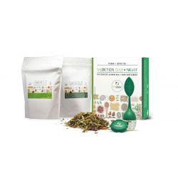 MYVITALY® MyDetoxDay&Night - Detox tea