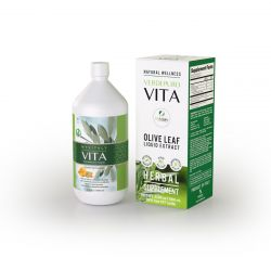 - MYVITALY® VITA - Pure Olive leaf extract Liquid - 20% Oleuropein