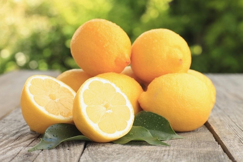 lemons benefits